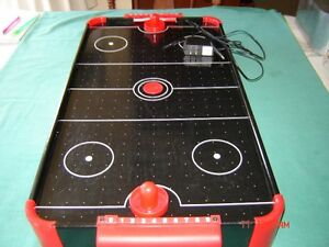 Table top Air Hockey - must go -and plus...