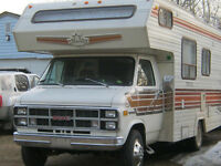 1984 GMC Frontier Motor Home Clean Inside Out Best Offer