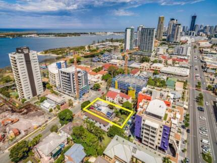 High Rise Approved site GOLD COAST WATER VIEWS !