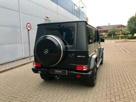 2014 64 Mercedes-Benz G63 AMG 5.5 ( 544bhp ) 4X4 + MATT BLACK + HUGE SPEC