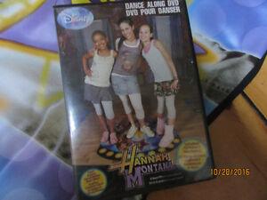 Hannah Montana Dance along - DVD - Pour danser West Island Greater Montréal image 1