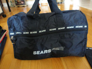 NEW Sear Travel set of 2 travel bags cabin bag + Toiletries bag London Ontario image 4