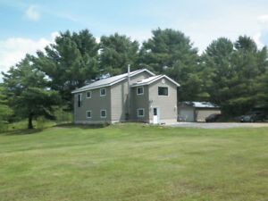 Newer Family Home on Gorgeous 16 Acres
