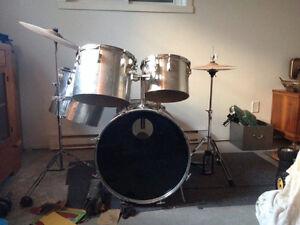 Drum Tama Imperialstar 5 Pièces avec cymbales