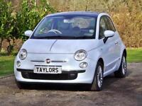 Fiat 500 1.2 Lounge 3dr PETROL MANUAL 2009/59