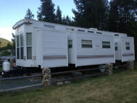 RV LOT(s) RIVER FRONT +PARK MODEL INCL. C/W EVERYTHING!!!