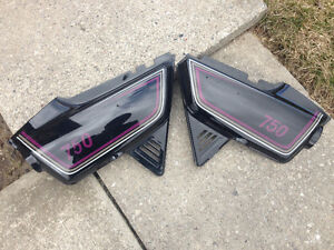 1979 to 1983 Honda CB750 K sides covers
