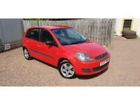FORD FIESTA 2007 1.4 LTR PETROL SERVICE HISTORY 1 YEAR MOT 98000 MILES WARRANTED
