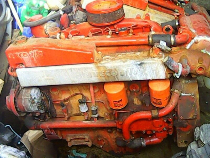 Iveco Aifo Marine Engine M12 8065 6 Cylinder 120 Horse border=