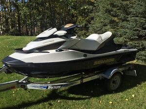 2012 SEADOO GTX Limited iS 260HP, with only 16 hours!!!