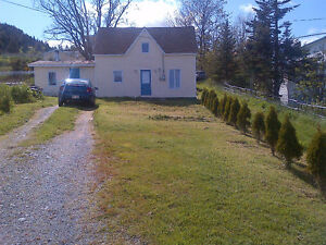 nfld house / cottage for sale $99 900