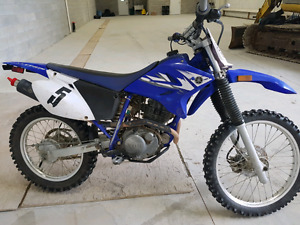 Yamaha 230 TTR