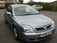 Vauxhall Vectra 1.9CDTi ( 120ps ) 2006 Design low mileage