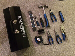 Mastercraft Multi-Purpose Tool Set