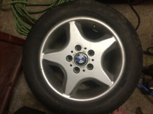 Bmw rims 16 inch. 5 bolt