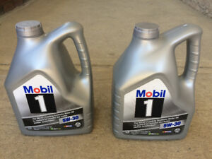 Mobile 1 Synthetic 5W30 Motor Oil