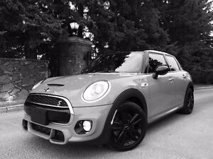 2015 MINI Cooper S JCW 5-Door Automatic Low Km Mint $32,995.00
