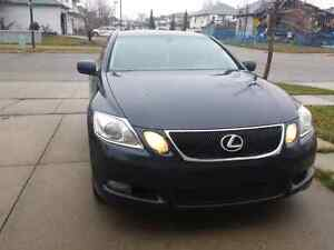 2006 Lexus GS 300 - Fully Loaded Navi, Back Cam, Leather LOW KM