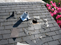 Roofing and Siding – REPAIR SERVICES
