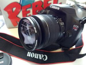 Canon EOS Rebel T5 DSLR (Brand New)