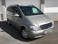 2009 Mercedes-Benz Viano 3.0CDI ( 204bhp ) Long Auto Ambiente 1 COMPANY OWNER