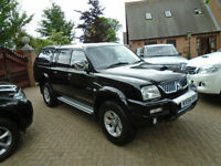 2006 56 Reg Mitsubishi L200 2.5TD Warrior 1 OWNER