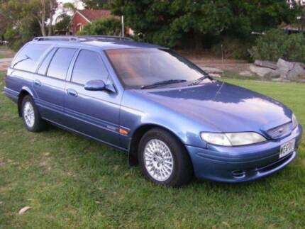1996 Ford Fairmont Wagon dual fuel Mallala Area Preview