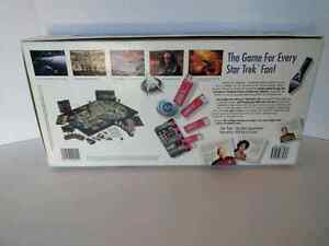 Star trek vhs board game collectors edition complete  London Ontario image 2