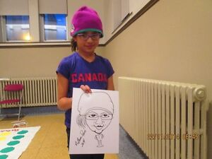 Learn how to draw Caricatures lessons St. John's Newfoundland image 2
