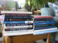 Group of Seven,Bateman and Canadian Art Books