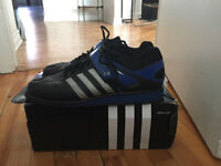 Adidas Weightlifting Power lift shoes brand new Size 12