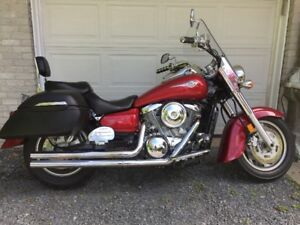 2003 Kawasaki Vulcan Classic 1600...Reduced last time