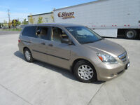 2006 Honda Odyssey  Automatic  up to 3 years warranty ,Certified