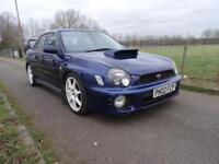 2003 Subaru Impreza 2.0 Turbo WRX STI Upgrades
