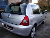 2008 RENAULT CLIO 1.2 CAMPUS HATCHBACK PETROL