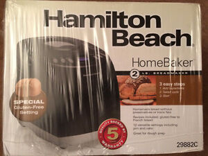 Brand New Hamilton Beach HomeBaker