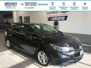 2018 Chevrolet Cruze LT REMOTE START, BOSE, SUNROOF !!!  - $132.