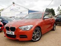 2014 14 BMW 1 Series 3.0 M135i M Sports Hatch 3dr (start/stop) - rac dealer