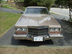 BEAUTIFUL 1981 CADILLAC SEVILLE FOR SALE