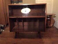 Book case/record storage/display cabinet