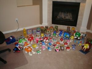 m and m toys