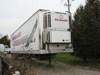 48ft Refrigerated Trailer for rent