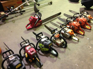 Chainsaws for sale Stihl Husqvarna & others $39+up