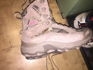 Under Armour hiking/hunting boots