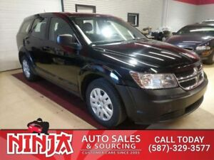 2014 Dodge Journey CVP Witth Clean Mechanical Fitness And DVD