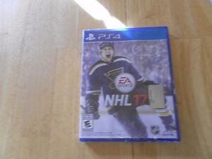 New in package NHL 17 PS4