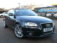 2011 Audi A3 Cabriolet 2.0 TDI S line S Tronic 2dr