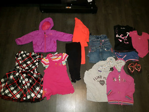 Lot vêtements fille (6 mois à 3 ans)