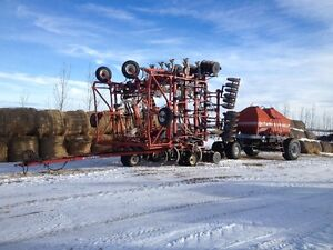 49 foot Morris Maxim II Air Drill and 7240 tank