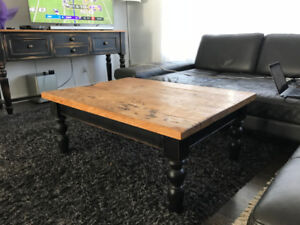 Coffee Table - $300 Solid Pine, quality piece